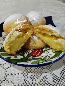 .meleginmarifetleri: LİMON KREMALI KURABİYE. .. Turkish Recipes, Italian Recipes, Ethnic Recipes, Breakfast Recipes, Dessert Recipes, Desserts, Turkish Sweets, Tasty, Yummy Food