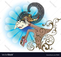 Modified shape of puppet prototype into a vector graphic form, by taking Arjuna puppet or Janaka, or Permadi. Download a Free Preview or High Quality Adobe Illustrator Ai, EPS, PDF and High Resolution JPEG versions.