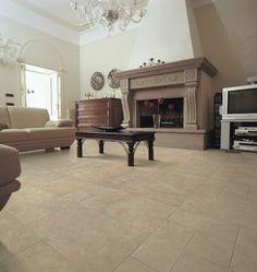 Tile floors in a family room Tile Effect Laminate Flooring, Slate Flooring, Flooring Ideas, Grout, Tile Patterns, Home Remodeling, Townhouse, Floors, Las Vegas