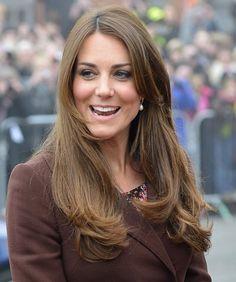 Kate Middleton #hair