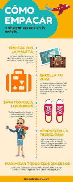 Consejos para viajar ligero de equipaje por el mundo. #viajes #consejos #viajesporelmundo