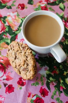 """#whatever: with oatmeal, coconut, local pecans, chocolate chunks & spices, Cowgirl Cookies are a flavor explosion in a cookie. Part of a feature for """"Week in the [Project] Life."""" #projectlife365 {Sweet Treats: a baking blog}"""