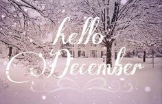 hello December uploaded by Vince Marieee on We Heart It Hello December Quotes, Hello December Images, December Pictures, Welcome December, Hello November, December Baby, Christmas Is Coming, All Things Christmas, Winter Christmas