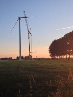Goed bezig in #Duiven, nu #Zevenaar nog! Wind zat!!. Vrijdag 6 juni 2014. Via twitter @Huub Meijer