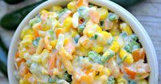 Awesome and Easy Corn and Ranch Dip!!! - SOOOOO GOOOOD!!