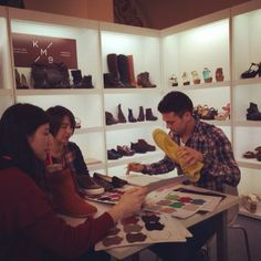 KMB at The MICAM Shanghai #themicamshanghai Está pasando! Right now! Class Management, Shanghai, Insight, Around The Worlds, Platform, Shoes, Instagram, Wedge, Shoe