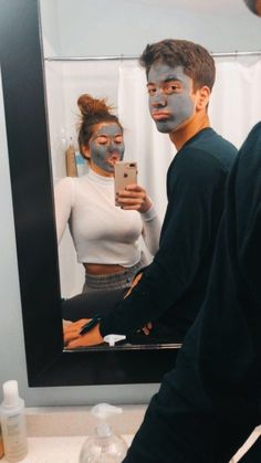 35 Goofy Face Mask Couple Goals You Dream To Have – Page 35 of 35 – Cute Hostess For Modern Women – Keep up with the times. We're here for you. Beaux Couples, Cute Couples Photos, Cute Couple Pictures, Cute Couples Goals, Goofy Couples, Couple Pics, Teenage Couples Cuddling, Couples Halloween, Couple Goals Teenagers