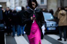 Italian Street Style: Fashion Week Edition - Gilda Ambrosio-Wmag