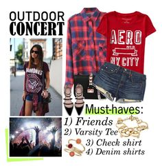 """""""Summer Concert"""" by asya-1 on Polyvore"""
