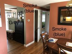 Home Projects, Smoke, Grey, Blue, Gray, Smoking, House Projects, Acting