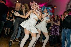 Dolly Style på efterfest med Melodifestivalen i Gävle.