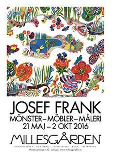 Josef Frank Poster