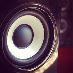 My old studio speakers #speakers #music #musicproducer #guitar #photo #sunshine #studio #edm #rock #pop