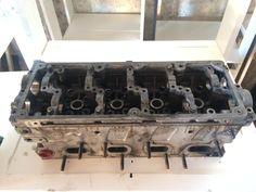 2012 CAY AUDI VOLKSWAGEN VW SKODA SEAT 1.6 TDI DIESEL ENGINE CYLINDER HEAD 03L 103 373 A