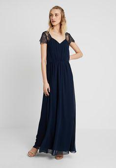 3412799b582fdd Vila VITRACE CAPSLEEVE DRESS - Robe de cocktail - navy blazer - ZALANDO.FR