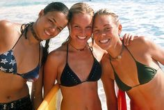 Get into the summer spirit with a surf movie like Blue Crush