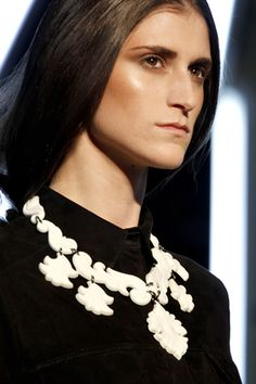 Proenza Schouler Fall 2011  I still have to finish this DIY!