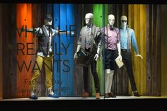 The Hudson Bay Company / The Bay Fathers Day 2013, Toronto » Retail Design Blog