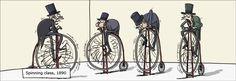 Spinning Class - 1890