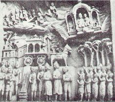 Vimanas: Many Sanskrit epics, written in India more than two millennia ago, contain references to mythical flying machines called Vimanas. Ancient alien theorists have suggested that astronauts from other planets visited India during ancient times. Aliens And Ufos, Ancient Aliens, Ancient History, European History, American History, Ancient Astronaut Theory, Objets Antiques, Alien Theories, Unexplained Phenomena