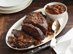 Pot Roast Italian Style, Slow cooker Beef in Barolo by Michele Scicolone