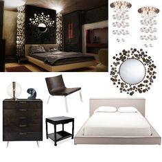 Virtual Interior Design - On a search for high end home decor on a budget? Take a look at this high end bedroom decor look replicated by products from Project Decor #homedecor #virtualinteriordesign #bedroomdecor #projectdecor