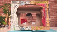 How To Create A Puppet Theatre Using A Shoebox (with Corina Bona from Little Rays Puppetry)
