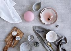 Radiant Orchid, color of 2014 - via Coco Lapine Design