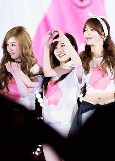 Tiffany <3 Sunny <3 Sooyoung <3