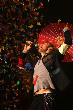 Coldplay - Lovers in Japan My favourite song. Every time I listen to it, I feel happy inside!:)