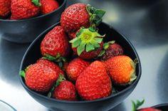 Risoto de Morangos: Morangos | Risotto with Strawberries: Strawberries