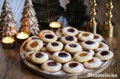Syltetøykaker | Det søte liv Cheesecake, Muffin, Breakfast, Desserts, Christmas, Noel, Kitchens, Morning Coffee, Tailgate Desserts