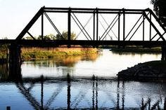 Train Bridge...