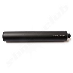 Weihrauch Schalldämpfer mit Gewinde für HW 100 Kaliber 4,5mm & 5,5mm    - für F-Ausführung mit max. 7,5 Joule -