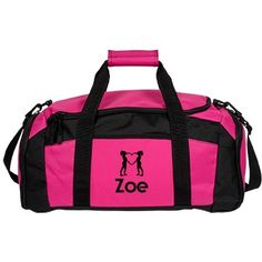 Zoe. Cheerleader bag | A wonderful and professionally made cheer bag for the…