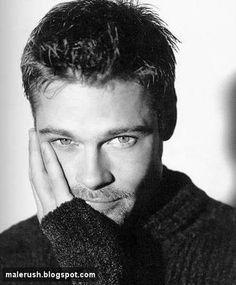 Brad Pitt...