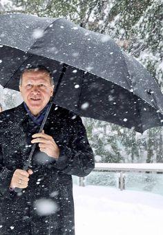 En güzel kış manzarası #reis #cumhurureis #başkan #rte