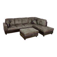 FREE SHIPPING! Shop Wayfair for Beverly Fine Furniture Della Sectional - Great Deals on all Furniture products with the best selection to choose from!