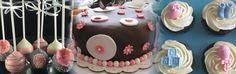 Carmen's Sweet Creations - 778-888-6600 - carmensediblecreations@gmail.com - Cupcakes - Cakes - Cake Pops
