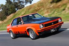 Search gifts such as drive, hot laps, race car laps and more! Australian Muscle Cars, Aussie Muscle Cars, American Muscle Cars, My Dream Car, Dream Cars, Holden Torana, Holden Australia, Custom Muscle Cars, Custom Cars