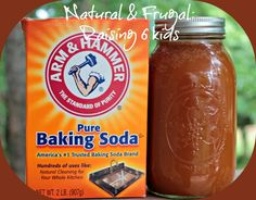 DIY life: It is time to get crunchy with Honey and Baking soda blog post... Honey & baking soda for skin, body, hair, no poo. Honey shaving & baking soda hand wash body wash ~ info on fake honey .. Natural & Frugal: raising 6 kids on facebook & @NaturalCheree on Twitter & Just Cheree on Pinterest