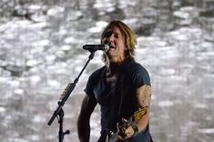 Keith News Photos…Keith Has Taken The Stage Tonight In Hamilton, Ontario, Canada…Saturday, September 2014 Country Western Singers, Country Music, Best Heavy Metal Bands, Hamilton Ontario Canada, Tim Hortons, Keith Urban, Nicole Kidman, Attendance, Stage