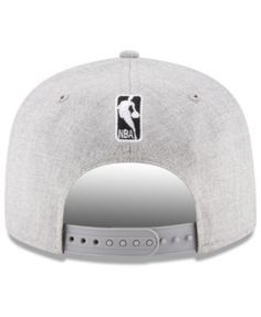 the best attitude 5d48c 552fc New Era Boys  Los Angeles Clippers The Heather 9FIFTY Snapback Cap - Gray  Adjustable