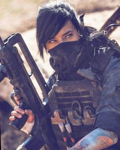 Image may contain: one or more people Anime Poses Female, Alex Zedra, Military Women, Military Soldier, Navy Military, Future Soldier, Warrior Girl, Female Soldier, Anime Guys