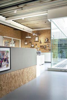 Lemming Film By Binnenvorm ♡ Innsides #interiordesign #workspaces
