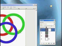 ▶ GIMP - maska warstwy - YouTube