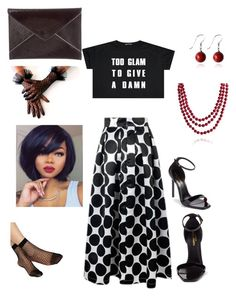 """Untitled #448"" by ericap61720 ❤ liked on Polyvore featuring Yves Saint Laurent, Louis Vuitton and Bling Jewelry"