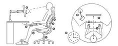 Image result for human ergonomics chair