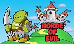 Играйте онлайн и се забавлявайте на играта: Horde of evil! Намерете и много други топ игри на нашият сайт.