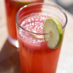 Watermelon Agua Fresca Recipe - ZipList